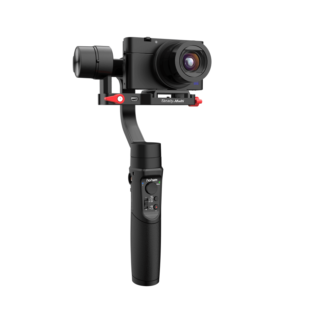 Hohem iSteady Multi | Sony RX100 Series Gimbal Gopro&Phone Stabilizer