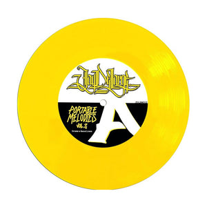 "Jay De Large - Portable Melodie Vol.2 (7"") - Yellow"