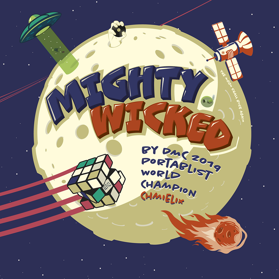 Chmielix - Mighty Wicked (7″)