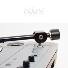 Load image into Gallery viewer, Bihari Tonearm QRM Reloop SPiN Aluminium Black