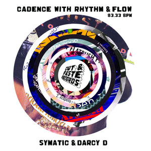 "Combinations With Rhythm And Flow - Symatic, Kutclass & Darcy D (7"") - Orange"