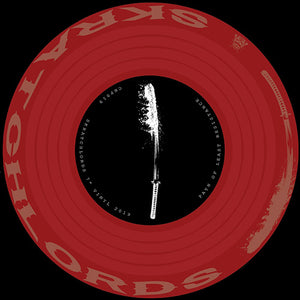 "Path of Least Resistance - Skratchlords (7"") - Red"