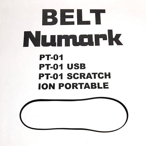 UPGRADED REPLACEMENT BELT FOR NUMARK PT01