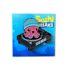 Load image into Gallery viewer, Grime-N and Starfunkle present Sushi Breaks - Blue 7""