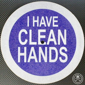 "JDD Slipmat - I Have Clean hand (7"")"
