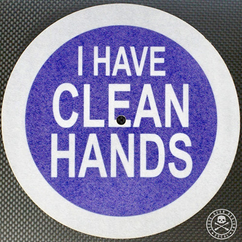 JDD Slipmat - I Have Clean hand (7