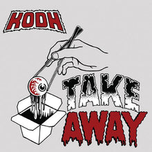 "Load image into Gallery viewer, Kodh - Take Away (7"") Red"