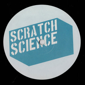 "DJ Hertz – Enter The Scratch Game Volume 2 (12"") - Black"
