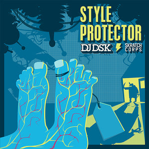 "Dj Dsk - Style Protector (7"")"