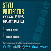 "Load image into Gallery viewer, Dj Dsk - Style Protector (7"")"