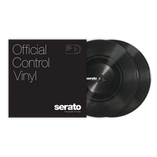 Load image into Gallery viewer, Serato Standard Colors - Black (Pair) 10""