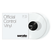 Load image into Gallery viewer, Serato Standard Colors - Clear (Pair) 12""