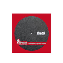 "Load image into Gallery viewer, Dr. Suzuki - Skratch Slipmat + Slipsheet 12"" (Pair)"