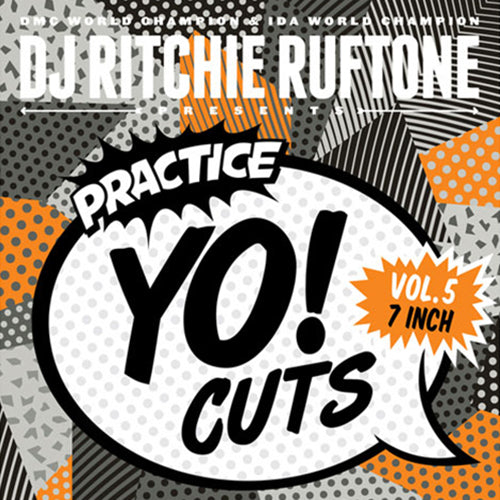 Practice Yo! Cuts Vol.5 - Ritchie Ruftone (7