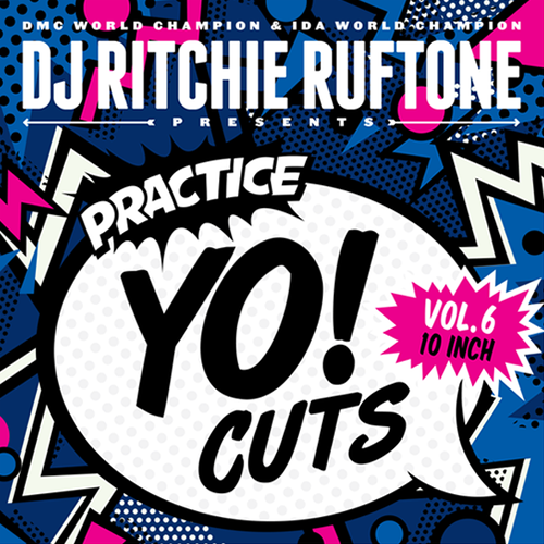 Practice Yo! Cuts Vol.6 - Ritchie Ruftone (10