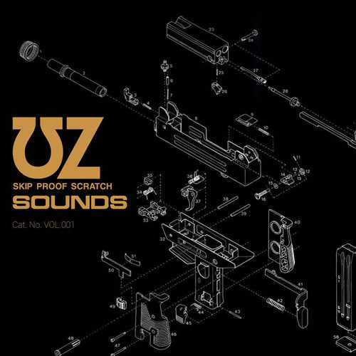 UZ - UZ Skip Proof Scratch Sounds (7