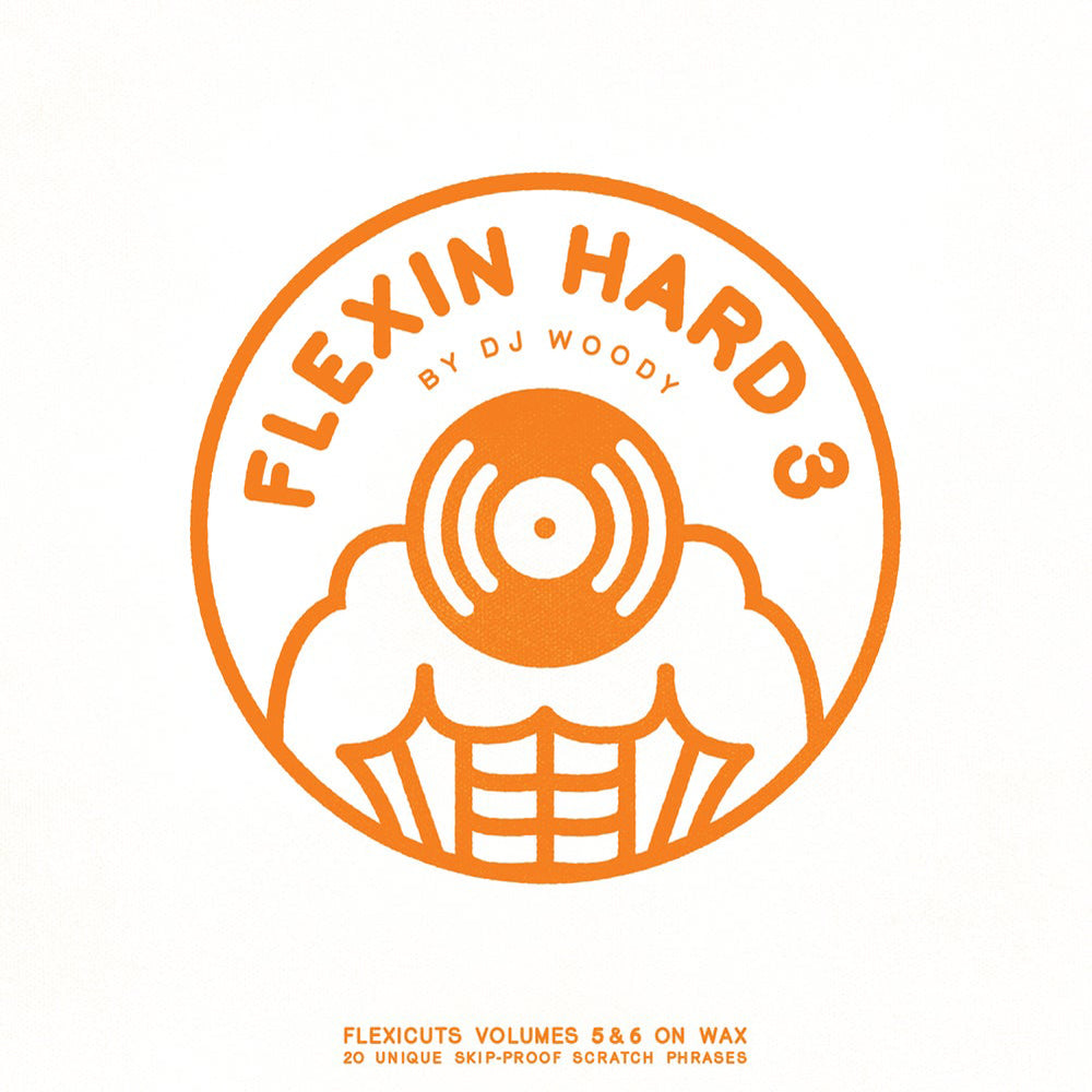 Dj Woody - Flexin Hard 3 (12