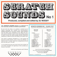 "Load image into Gallery viewer, DJ Woody - Scratch Sounds Volume 01 (7"")"
