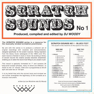 "DJ Woody - Scratch Sounds Volume 01 (7"")"