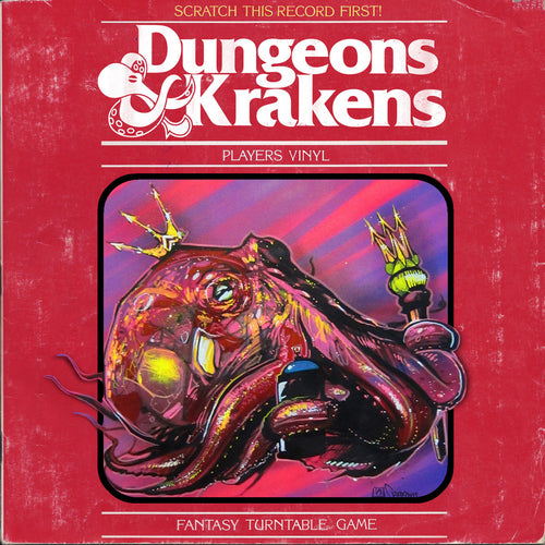 Dj Because & Dj Efechto presents Dungeons & Krakens - 7