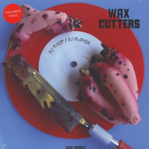 Dj T-Kut & Dj Player Wax Cutters (12