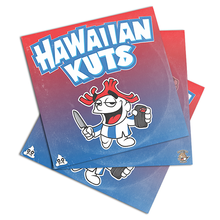 "Load image into Gallery viewer, Hawaiian Kuts - Skratch Poop (7"") - Red"