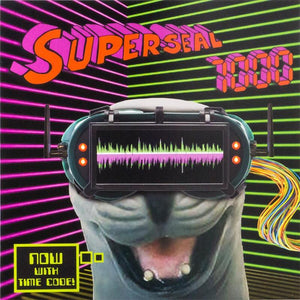 "Superseal 7000 (7"") - With Traktor Timecode"