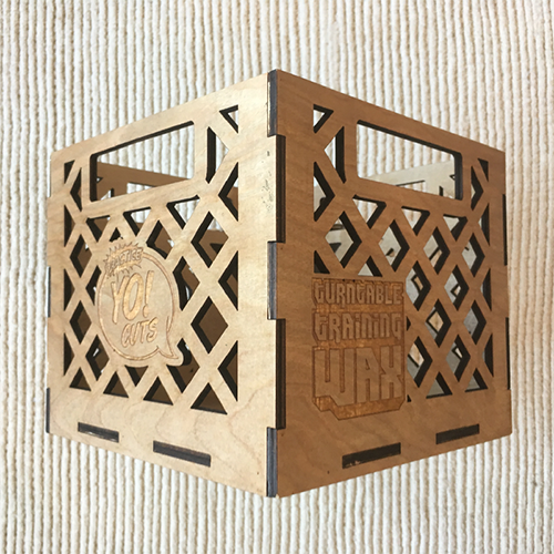 TTW 7 Inch Crate By Jesse Dean Designs