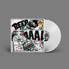 "Load image into Gallery viewer, Beep Aaah Fresh 3D by Ugly Mac Beer 12"" - White"