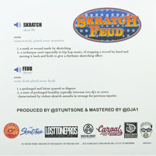 "Load image into Gallery viewer, Skratch Feud by Lost Tone (7"") - Red"