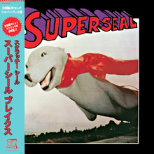 "Load image into Gallery viewer, Super Seal breaks - Stokyo (Japan pressing) 12"" - Black"