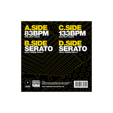 "Load image into Gallery viewer, Practice Yo! Cuts Meet Serato (7"") Dual - Back"