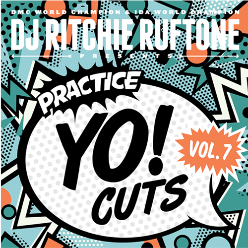 Practice Yo! Cuts Vol.7 - Ritchie Ruftone (7