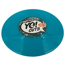 "Load image into Gallery viewer, Practice Yo! Cuts Vol.7 - Ritchie Ruftone (7"") - LIGHT BLUE"