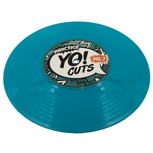 "Practice Yo! Cuts Vol.7 - Ritchie Ruftone (7"") - LIGHT BLUE"