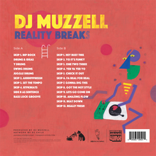 "Load image into Gallery viewer, Reality Breaks - Muzzell (12"")"