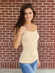 Layers On Layers Nude Cami