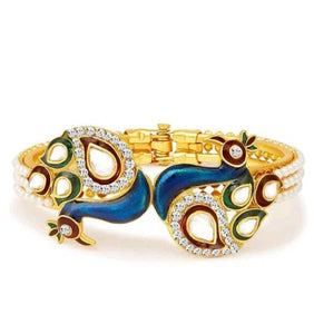 Trending And Beautiful Gold Plated Bangle