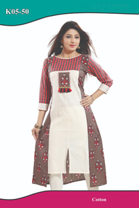 Gorgeous cotton kurti
