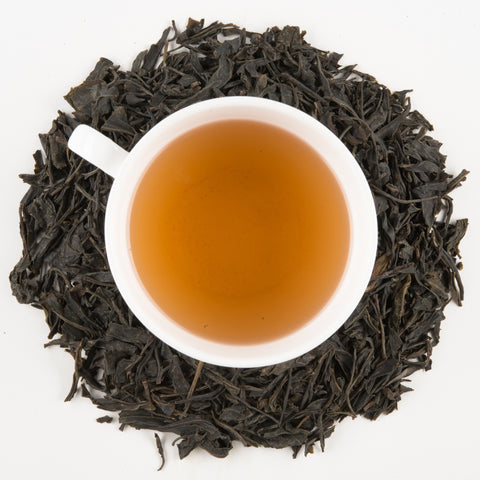shan valley first flush green tea