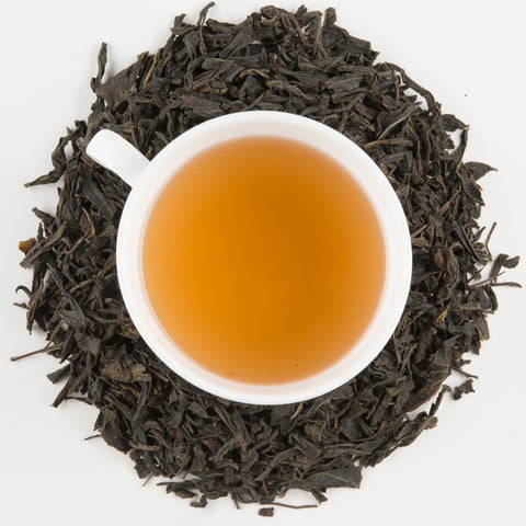 shan valley green tea