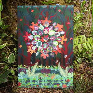 "Box Set of six Greeting Cards - Whatcom County Box Set #2 - six unique 6x4"" art cards with envelopes"