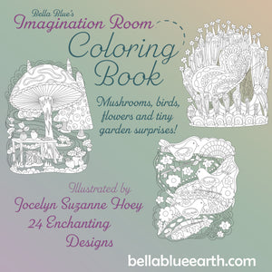 The Imagination Room ~ Coloring Book
