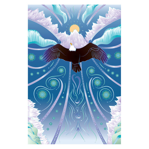 Art Print - Eagle Rising