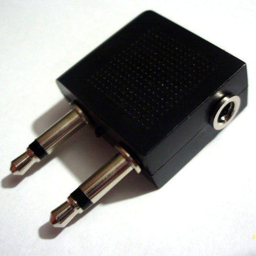 Vliegtuig Connector 3.5mm Stereo