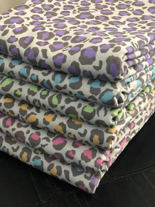 Leopard Collection Canvas