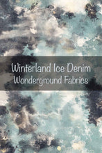 Load image into Gallery viewer, Winterland Ice Denim- Popologie Collection