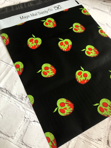 Poison apple poly mailers 10x13