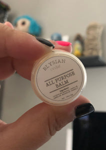 All purpose balm by Elysian Cedar