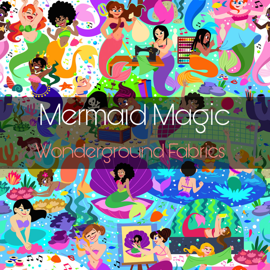 Mermaid Magic- Round 62- closes 8/7